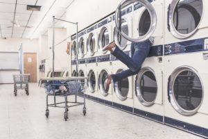 Praní látkových plen - MIMI Potřeby