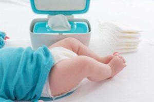 Přebalování miminka - MIMI Potřeby