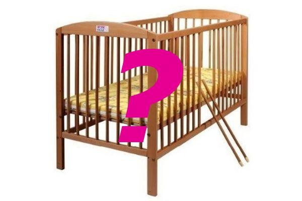 Jak vybrat dětskou postýlku | MIMI Potřeby