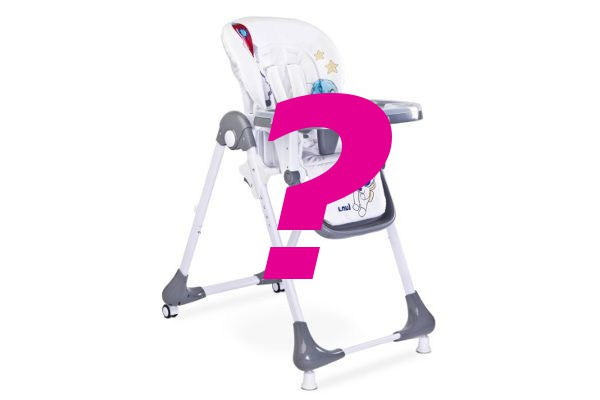 Jak vybrat jídelní židličku | MIMI Potřeby