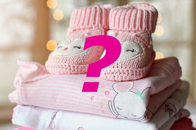 Velikosti dětského oblečení | MIMI Potřeby