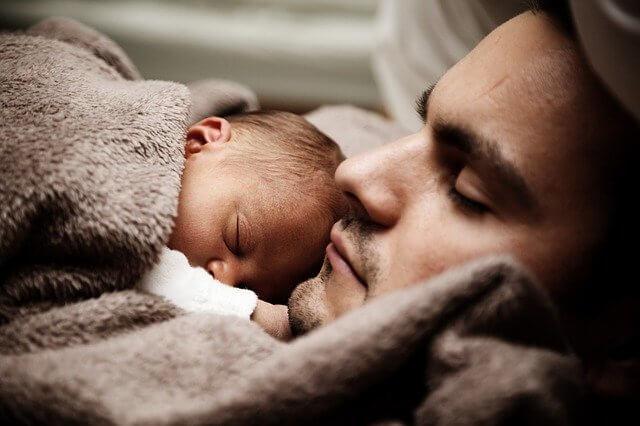 Odpočinek po porodu - MIMI Potřeby