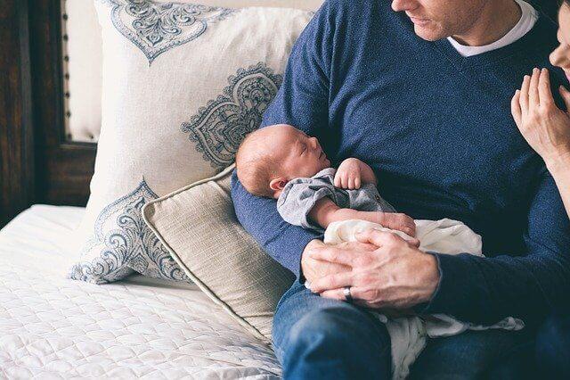 Důležité informace pro tatínky - MIMI Potřeby